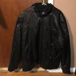 Buffalo XL leather jacket